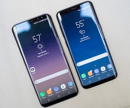 do dau samsung s8 do cam ung