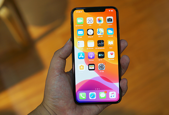 iphone 11 pro max loan cam ung