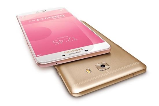 Samsung C9 Pro bị lỗi cảm ứng