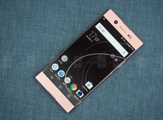 Sony XA1 Ultra bi treo may