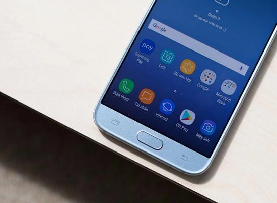 Samsung J7 Pro loan cam ung