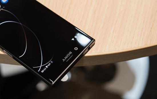 Sony XZs bi chai pin