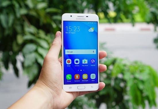 tat tu dong cap nhat phan mem Samsung J7 Prime