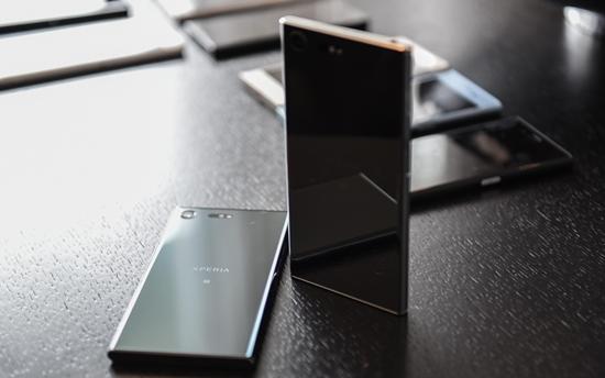 Sony XZ Premium sac pin khong vao