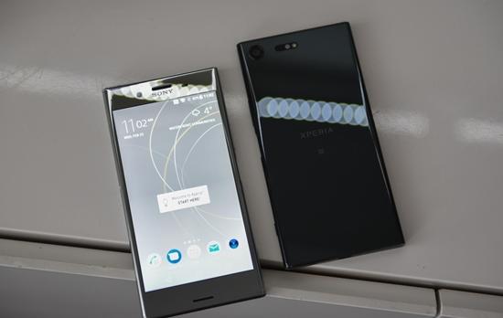 Sony XZ Premium bi do cam ung