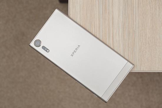 Sony XZs bi nong may