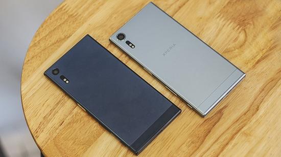 Sony XZs bi sap nguon