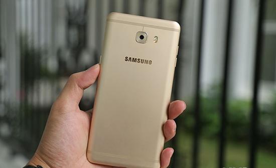camera Samsung C9 Pro bi mo