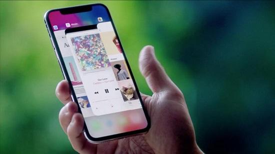 iPhone X nhanh het pin