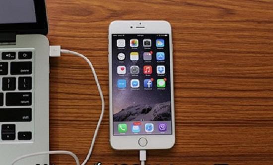 cap nhat iOS 11.3 bang iTunes