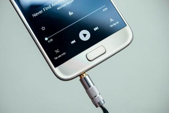 Samsung S7 Edge bi loi am thanh