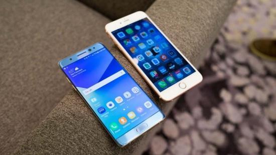 chuyen danh ba tu Samsung tu iPhone