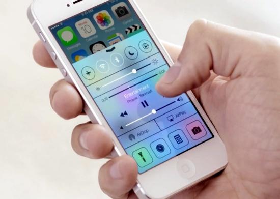 iPhone bi loan cam ung