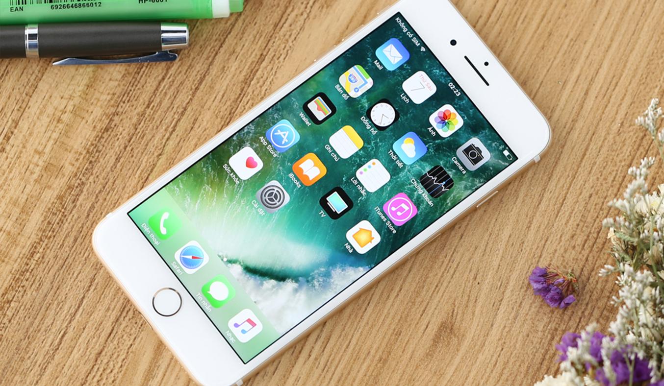 Thủ thuật khắc phục camera iPhone 7 Plus bị giật