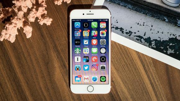 lỗi camera trước iPhone 7 bị đen