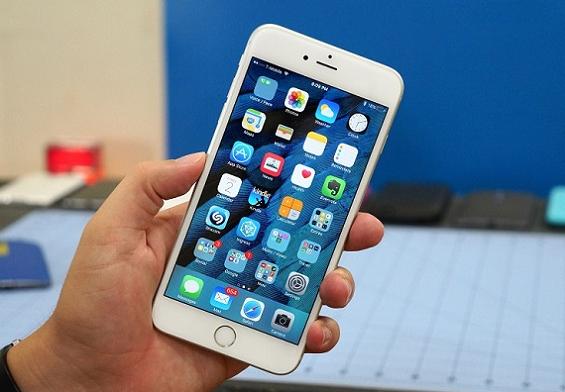 loi iphone 6s plus chet cam ung