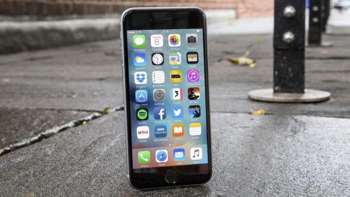 Mẹo hay khắc phục iPhone 6s không lên màn hình