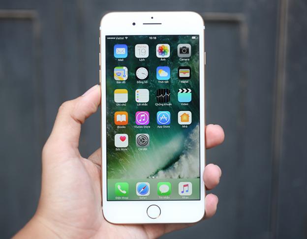Cách kiểm tra độ chai pin iPhone 7 Plus hiệu quả