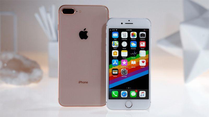 Hướng dẫn bạn cách chụp màn hình iPhone 8 Plus đơn giản