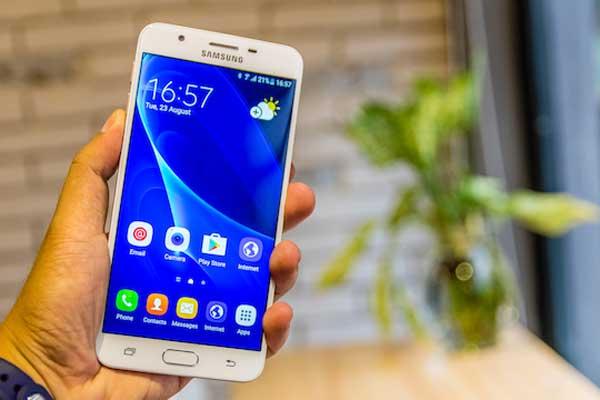 Hướng dẫn bạn cách chụp màn hình Samsung J7 Prime