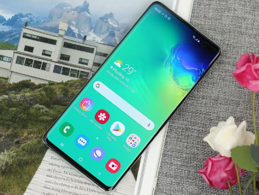 Giải pháp khắc phục lỗi Samsung S10 Plus đen màn hình